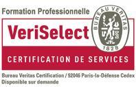 Certification veritas de formation professionnelle